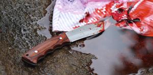 knife-in-water